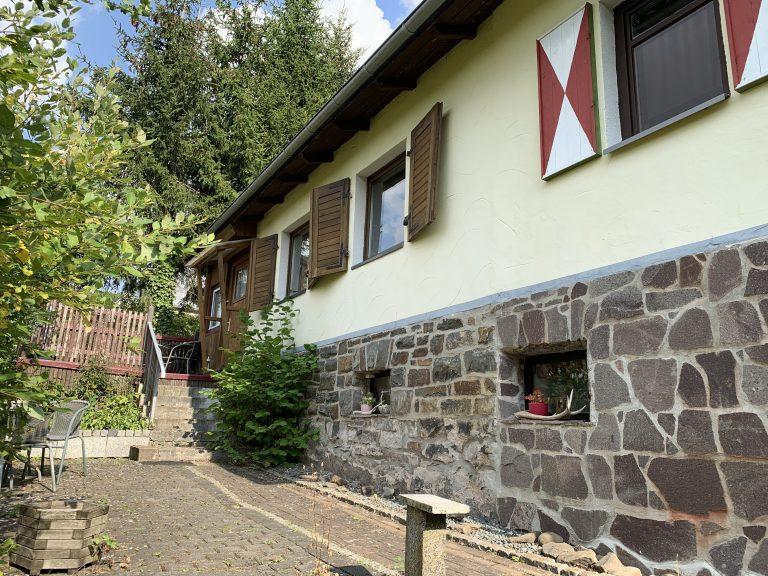 Ferienhaus Kleines Jagdhaus Somplar Bromskirchen